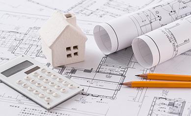 建築構造に関わる業務をトータルサポートします。
